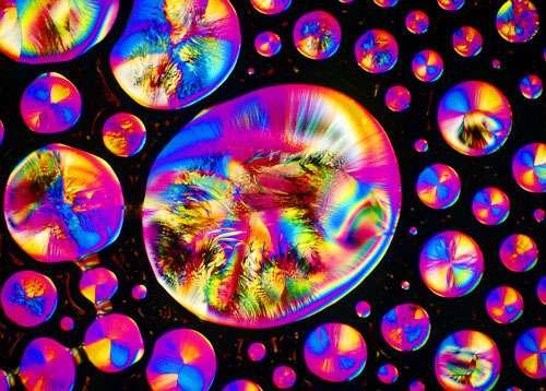 A c vitamin (aszkorbinsav) mikroszkóp alatt - Gyönyörű, ugye?