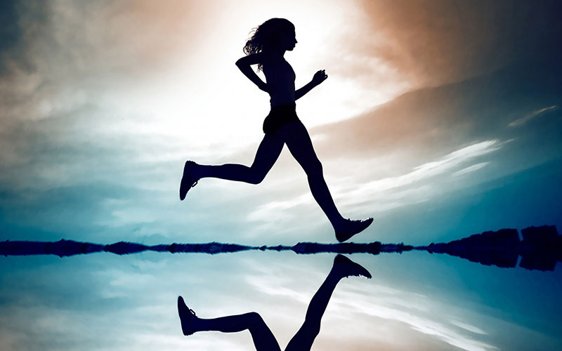 Sport: Futás - Az egészséges életmód része