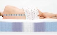Az egészséges gerinc - Fontos, hogy megfelelően alá legyen támasztva a háta