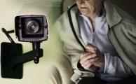 Biztonsági kamera az idős hozzátartozókhoz