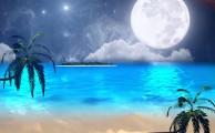 Relaxálás a stressz mentes életért: Egy ilyen helyen biztosan nagyon sokan, szívesen relaxálnának, hiszen elég csak a távolba nézni, és máris megnyugvást hoz ebbe a kék színbe öltözött táj.